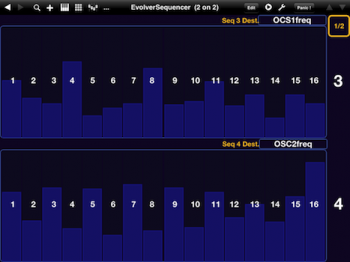 Dave Smith Evolver ipad editor pure sysex